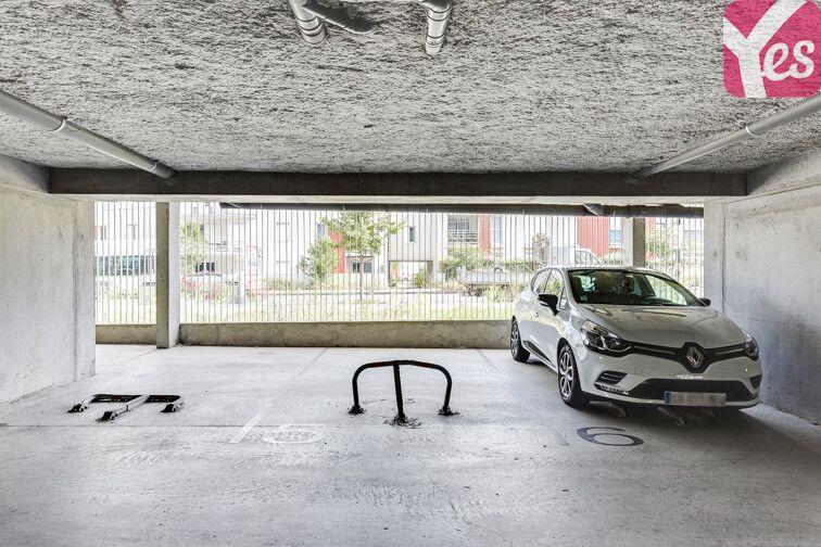 Parking Basse Chênaie - Doulon Bottière - Nantes avis