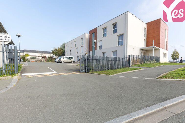 Parking Les Hauts de Saint-Aubin 24/24 7/7