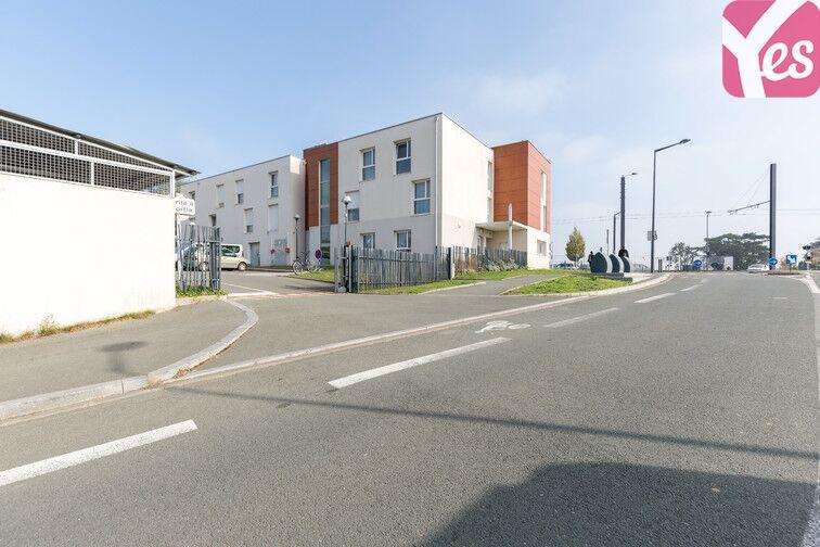 Parking Les Hauts de Saint-Aubin garage