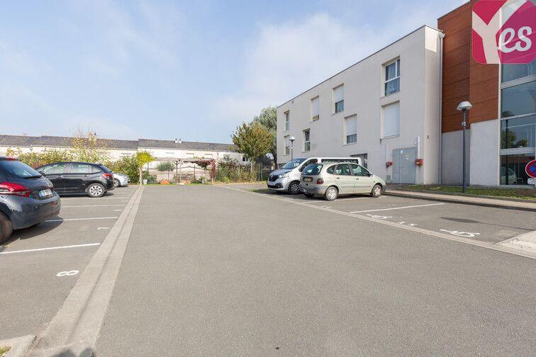 Parking Les Hauts de Saint-Aubin sécurisé