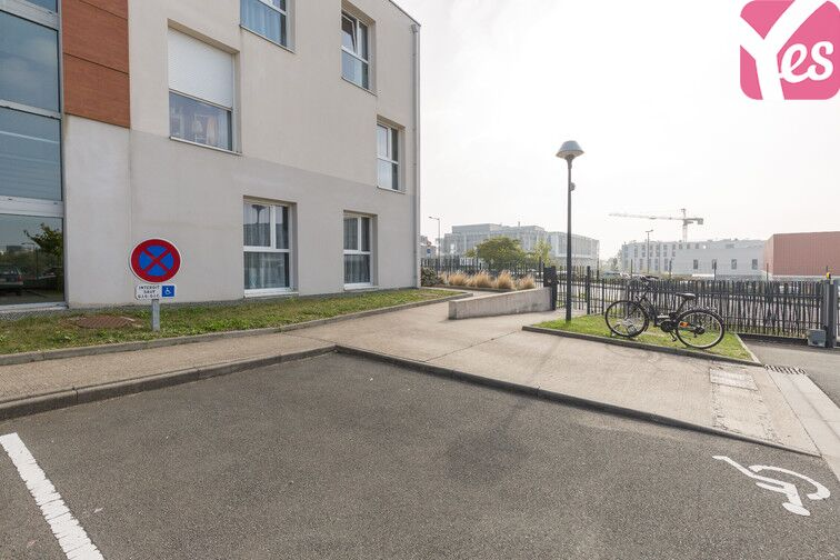 Parking Les Hauts de Saint-Aubin 26 rue des Capucins