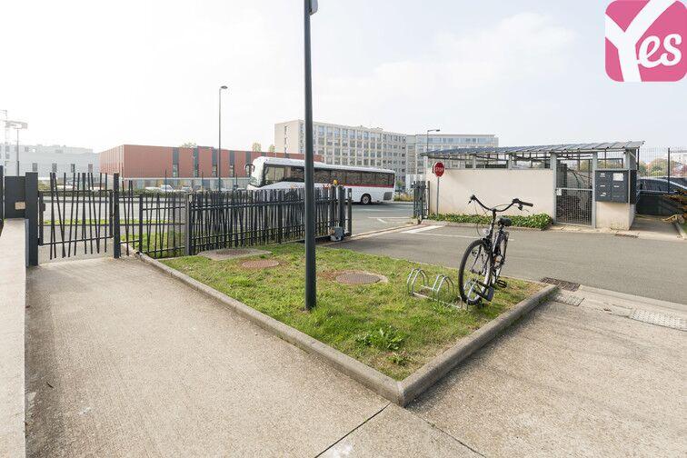 Parking Les Hauts de Saint-Aubin Angers