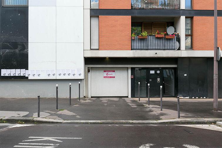 Parking Pré-Saint-Gervais garage