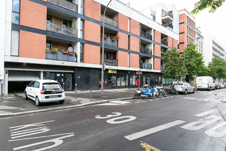 Parking Pré-Saint-Gervais box