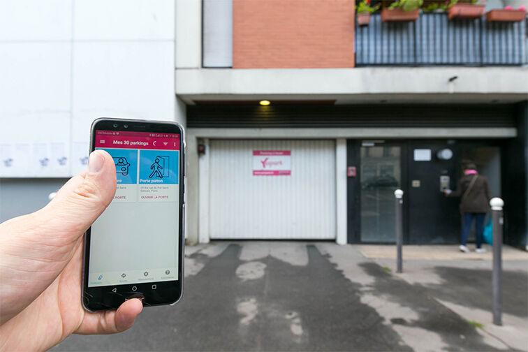location parking Pré-Saint-Gervais