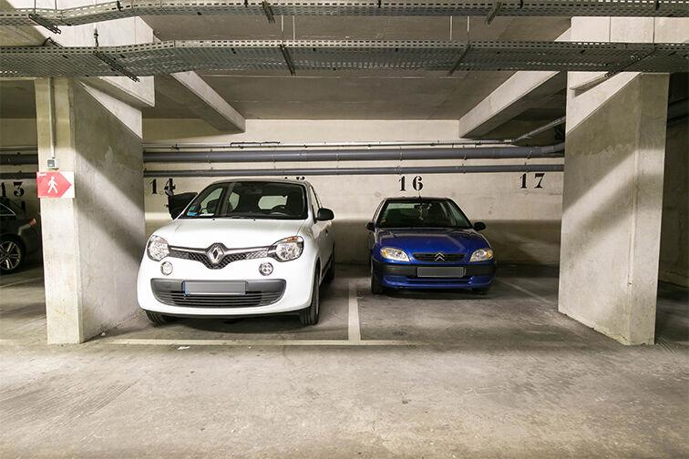 Parking Pré-Saint-Gervais souterrain