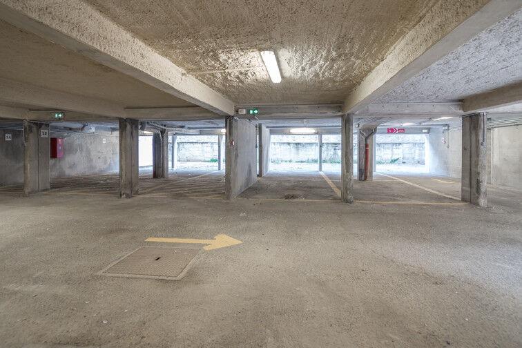 Parking Centre-ville - Limoges garage