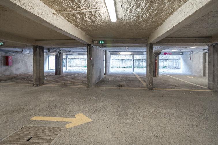 Parking Centre-ville - Limoges caméra