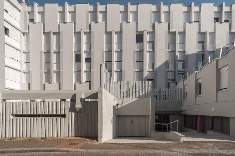 Parking Centre-ville - Limoges gardien