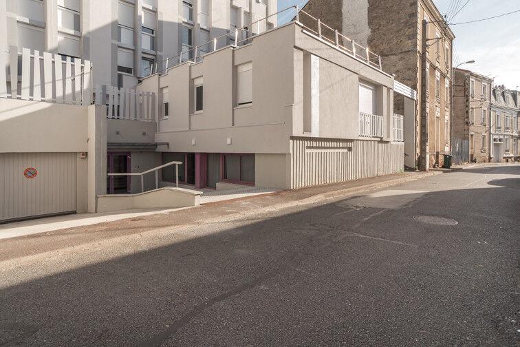 Parking Centre-ville - Limoges 87000