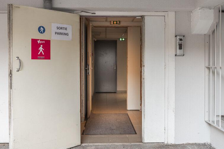 Parking Centre-ville - Limoges box