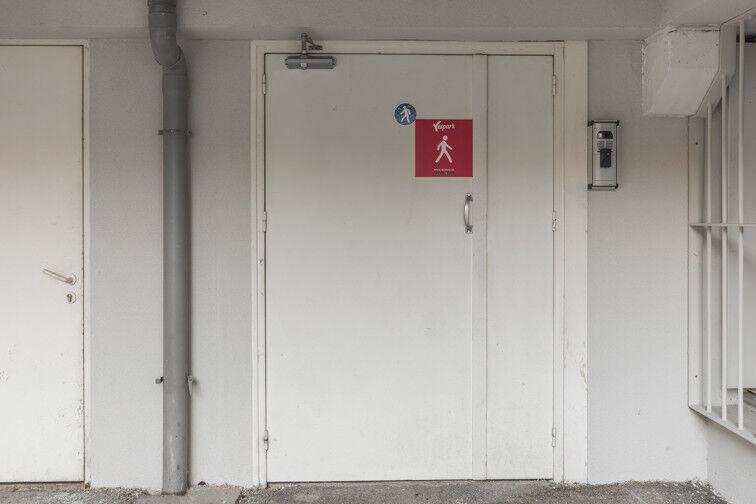 Parking Centre-ville - Limoges sécurisé