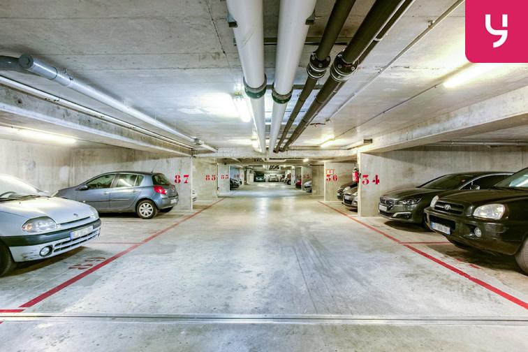 location parking Centre-ville - Limoges