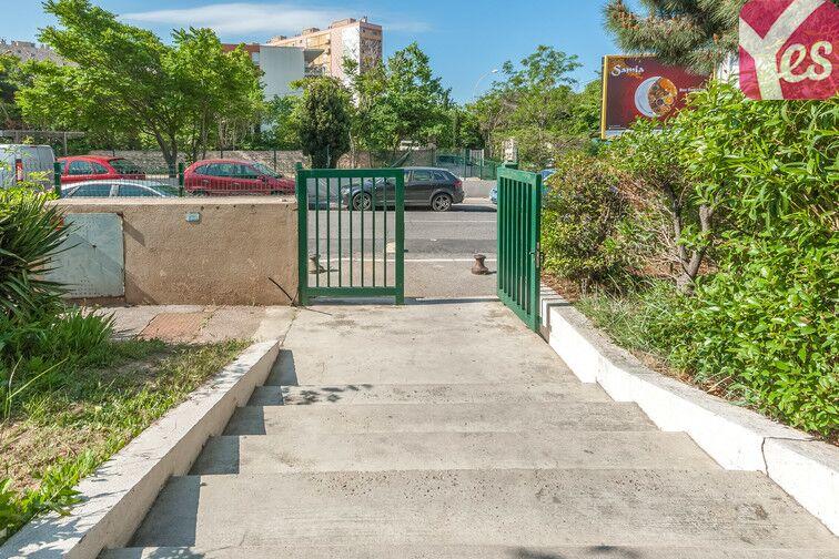 Parking Saint-Louis - Marseille 15 sécurisé