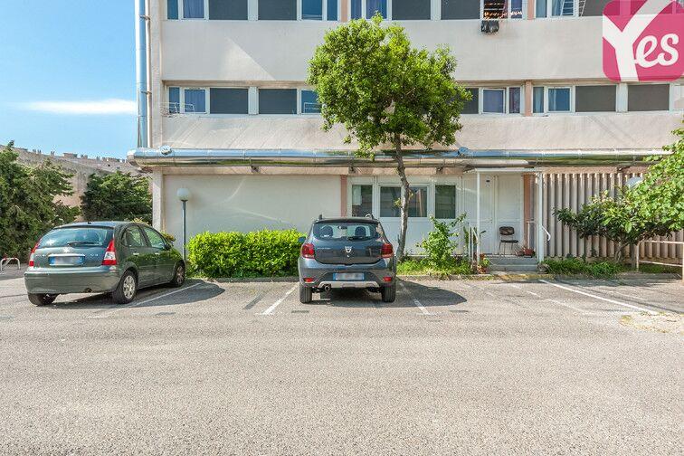 Parking Saint-Louis - Marseille 15 souterrain
