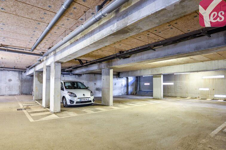 Parking Est - La Seyne-sur-Mer sécurisé