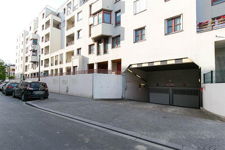 Parking Puteaux - Quai de Dion Bouton à louer