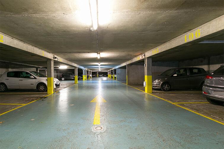 Parking Puteaux - Quai de Dion Bouton garage