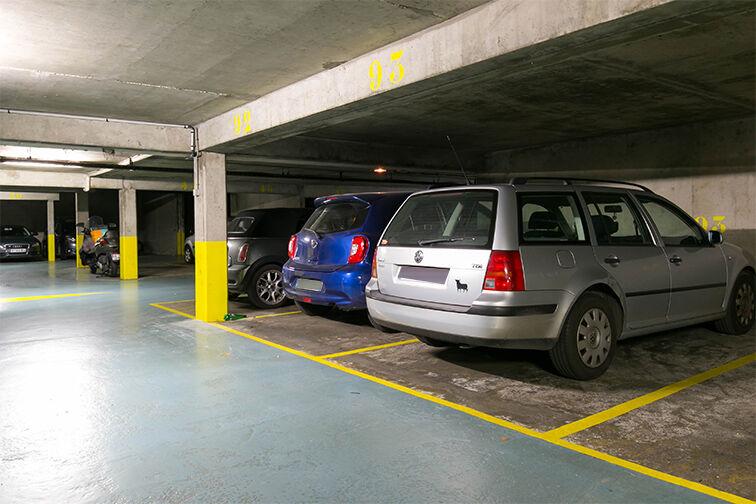 Parking Puteaux - Quai de Dion Bouton souterrain