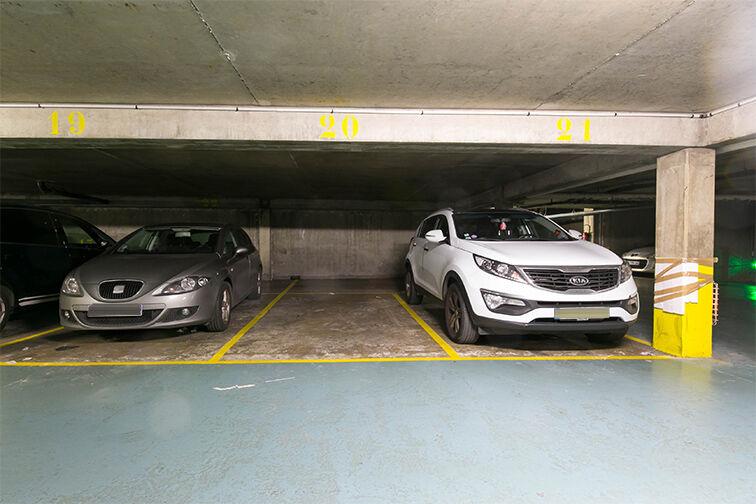 Parking Puteaux - Quai de Dion Bouton location mensuelle