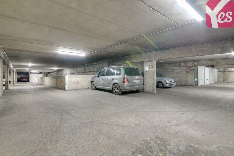 Parking Avenue Emile Zola - Asnières-sur-Seine garage