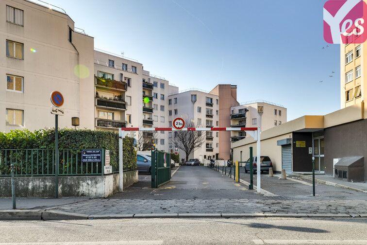 Parking Avenue Emile Zola - Asnières-sur-Seine sécurisé