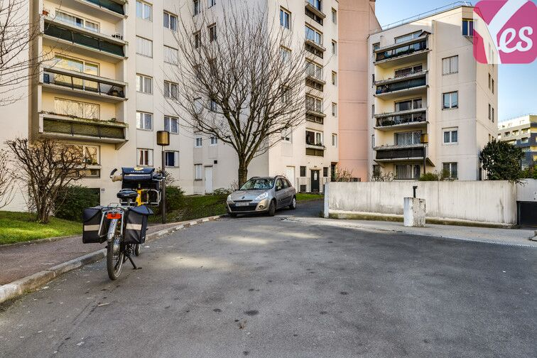 Parking Avenue Emile Zola - Asnières-sur-Seine caméra