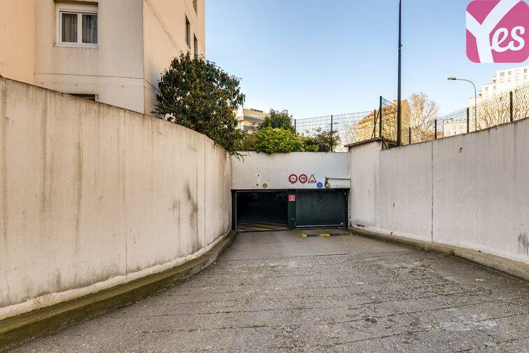 Parking Avenue Emile Zola - Asnières-sur-Seine pas cher