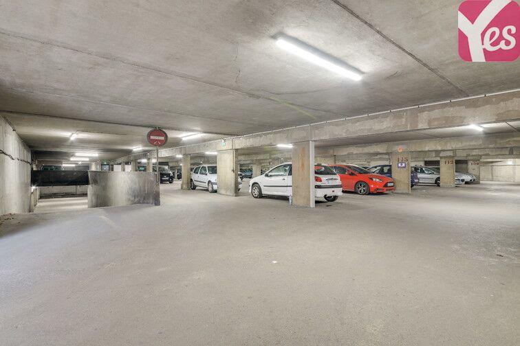 Parking Avenue Emile Zola - Asnières-sur-Seine gardien