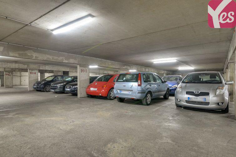 Parking Avenue Emile Zola - Asnières-sur-Seine en location