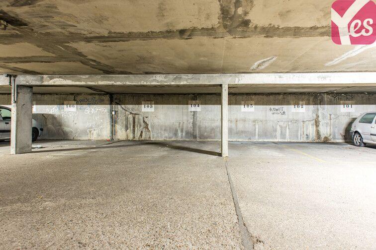 Parking Nord - Coubertin - Asnières-sur-Seine sécurisé