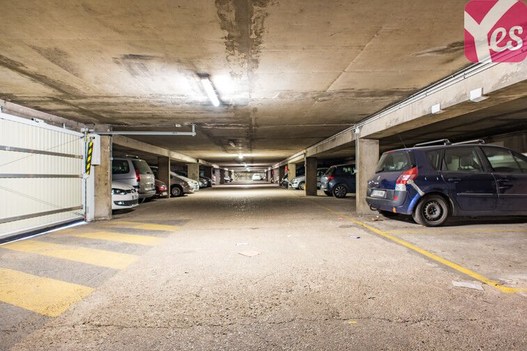Parking Nord - Coubertin - Asnières-sur-Seine à louer
