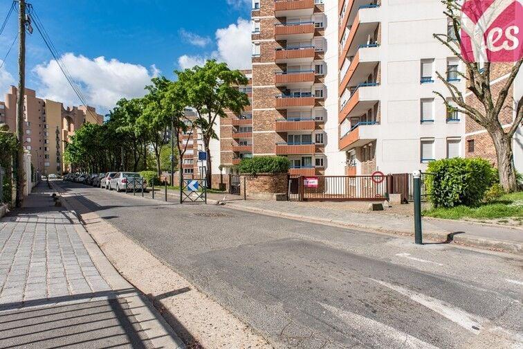 Parking Nord - Coubertin - Asnières-sur-Seine souterrain