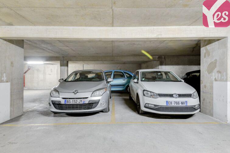 Parking Centre-ville d'Asnières-sur-Seine - Gabriel Péri avis
