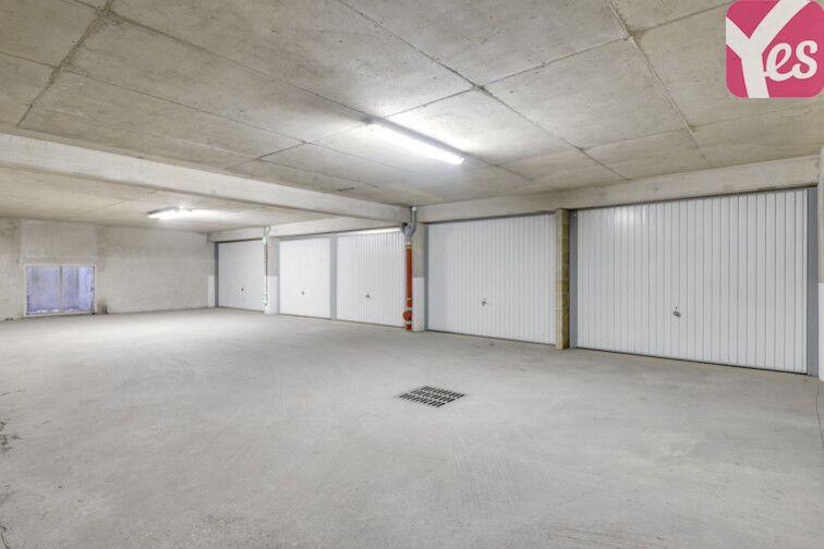 Parking Centre-ville d'Asnières-sur-Seine - Gabriel Péri sécurisé