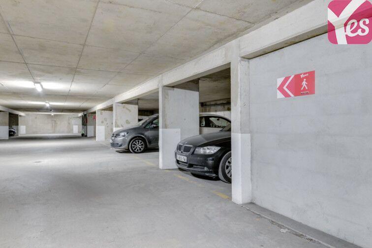 Parking Centre-ville d'Asnières-sur-Seine - Gabriel Péri à louer