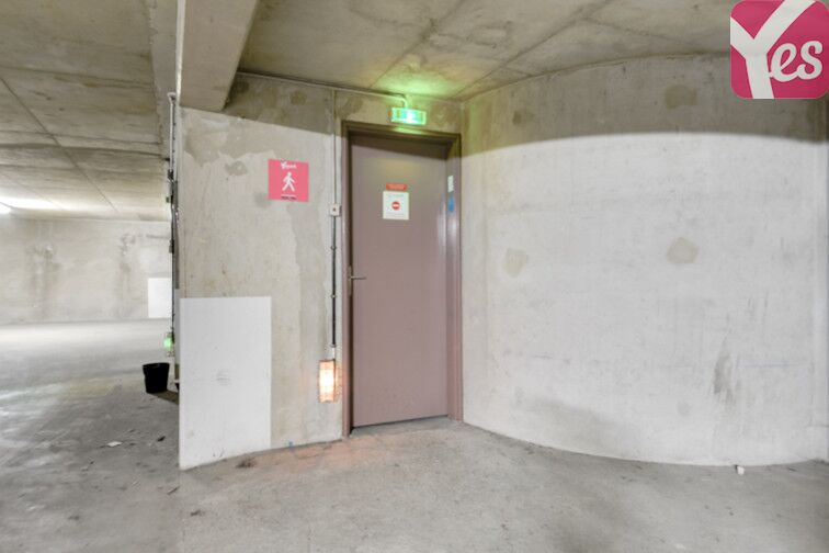 Parking Centre-ville d'Asnières-sur-Seine - Gabriel Péri location mensuelle