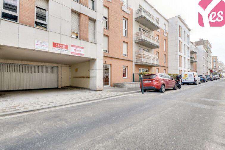 location parking Centre-ville d'Asnières-sur-Seine - Gabriel Péri