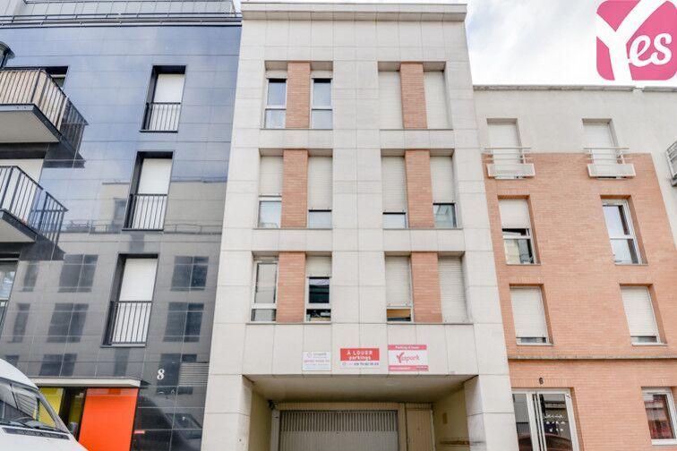 Parking Centre-ville d'Asnières-sur-Seine - Gabriel Péri 6 rue des Frères Chausson