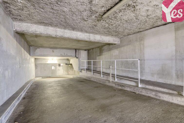 Parking Centre-ville d'Asnières-sur-Seine - Gabriel Péri caméra