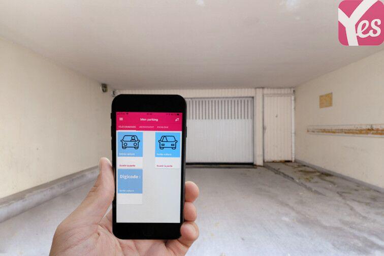 Parking Centre-ville d'Asnières-sur-Seine - Gabriel Péri souterrain