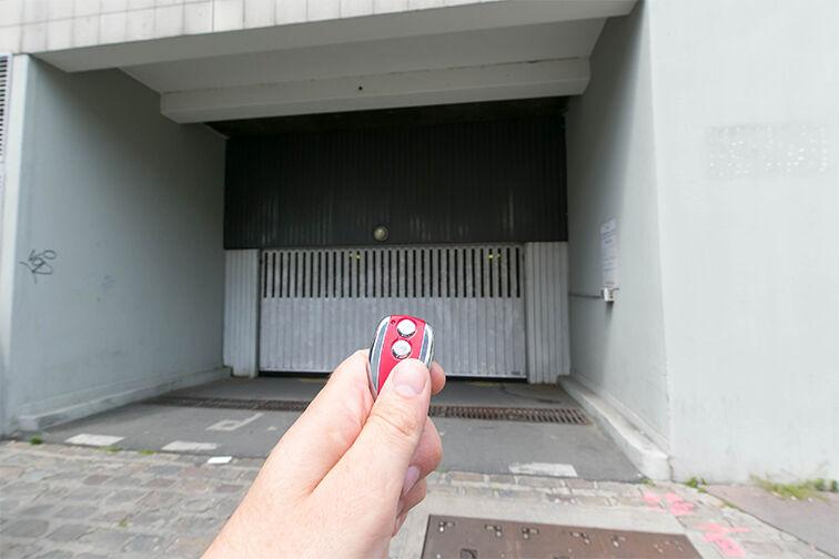 Parking Les Grésillons - Asnières-sur-Seine 15 rue Pierre Boudou