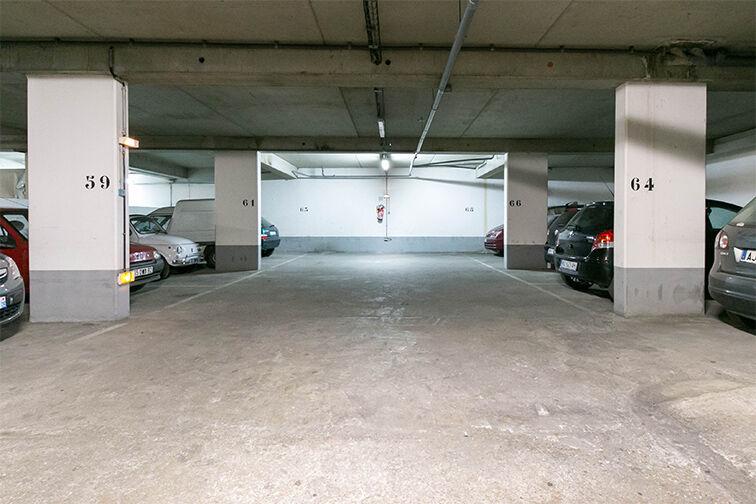 Parking Les Grésillons - Asnières-sur-Seine 24/24 7/7
