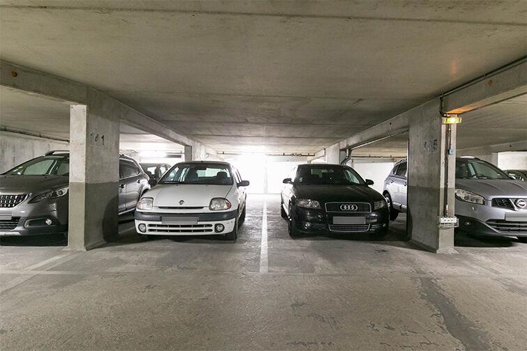 Parking Les Grésillons - Asnières-sur-Seine souterrain