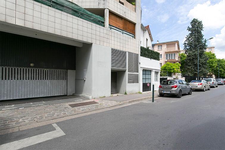 Parking Quai du Dr Dervaux - Asnières-sur-Seine box