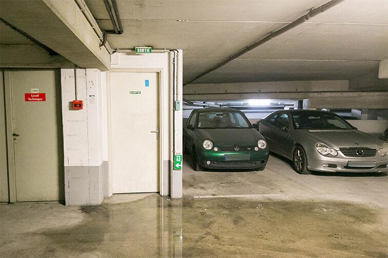 Parking Quai du Dr Dervaux - Asnières-sur-Seine sécurisé