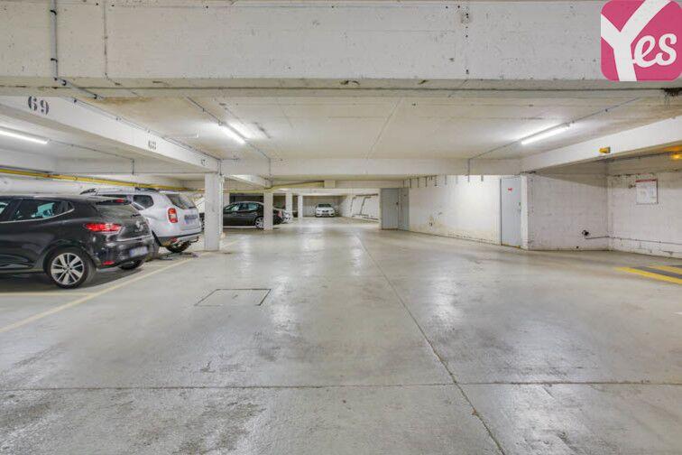 Parking Billancourt – Rives de Seine location