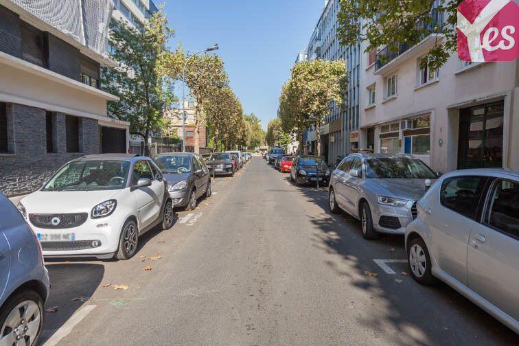 Parking Billancourt – Rives de Seine 92100