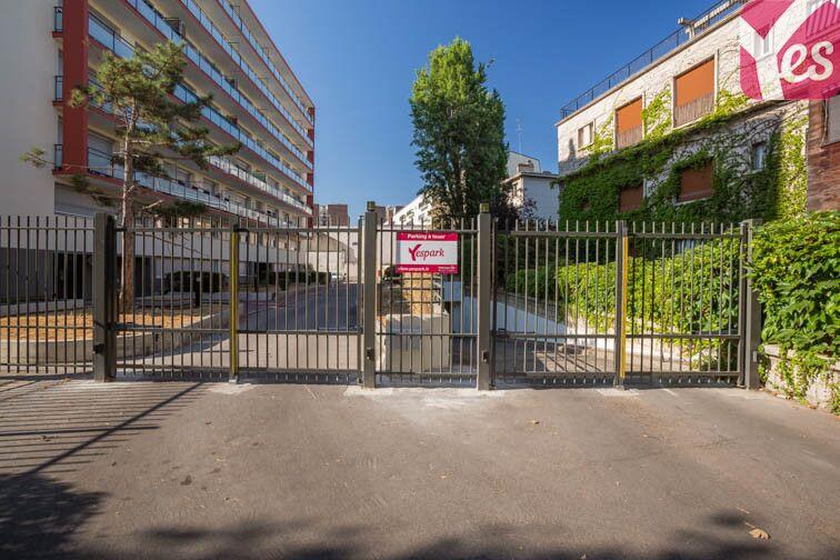 Parking Billancourt – Rives de Seine en location