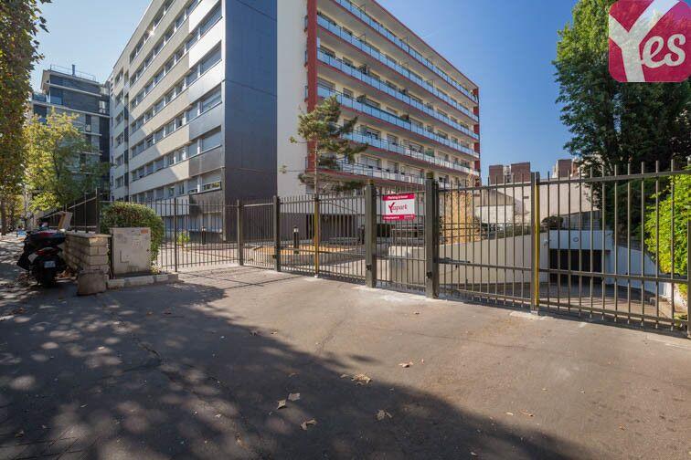 Parking Billancourt – Rives de Seine gardien